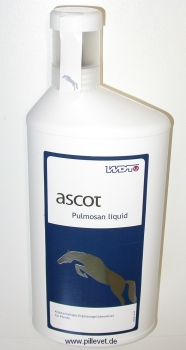 Ascot Pulmosan liquid 1000ml