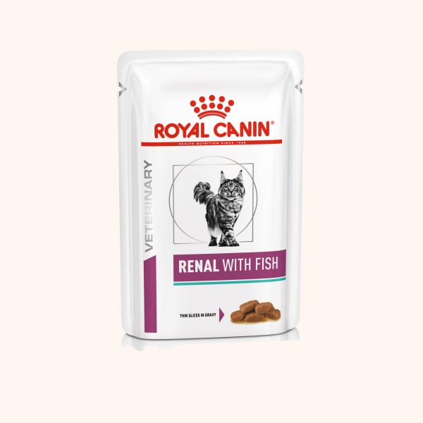 Royal Canin renal -pillevet